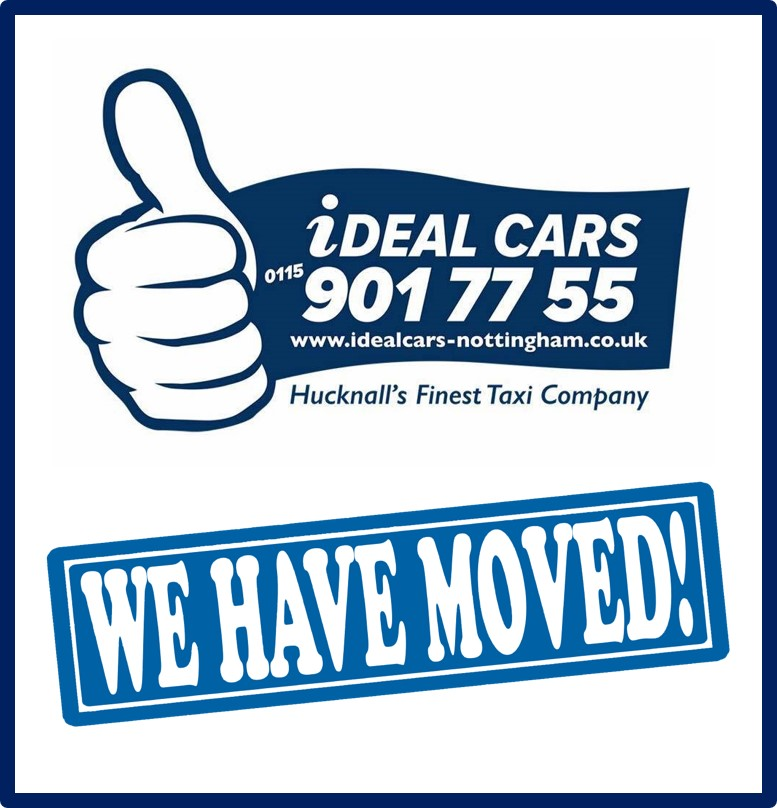 WE HAVE MOVED! | Ideal Cars - Nottingham